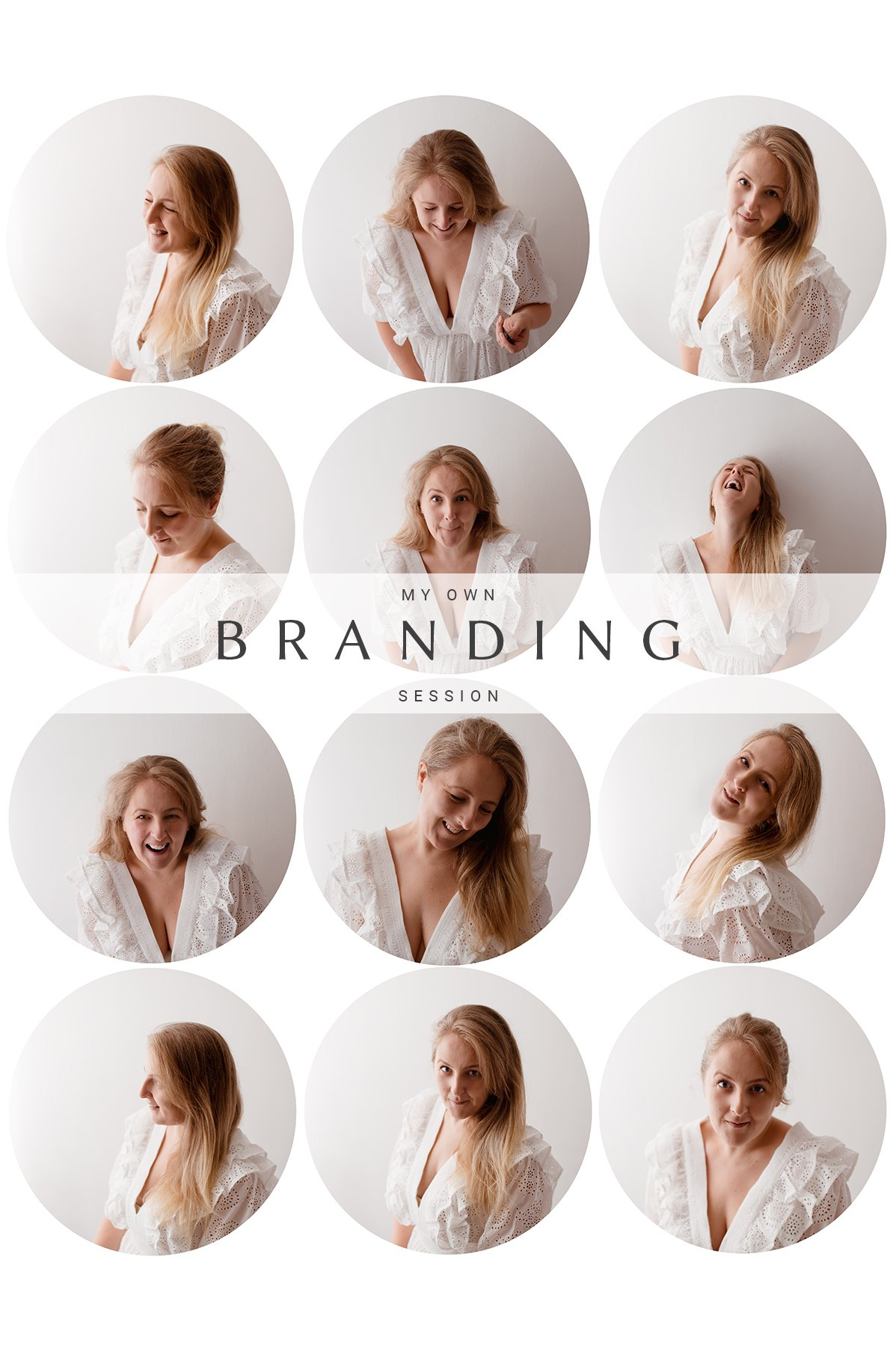 my own branding session